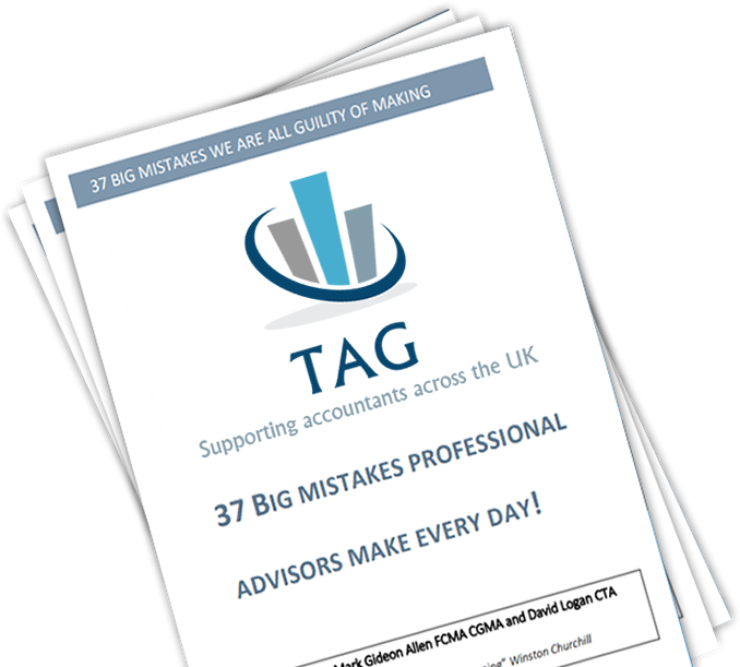 37 mistakes Professional Advisors make Every Day!